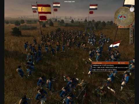 Siege Of Madrid part 1: Empire Total War