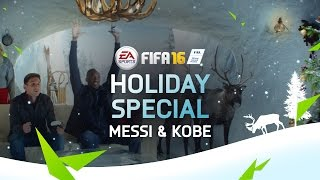 FIFA 16 - 2v2 Holiday Special | Messi & Kobe