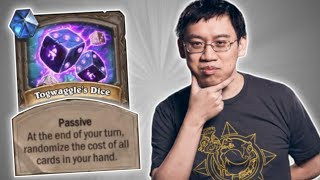 Are Togwaggle's Dice Sleeper OP?! | Rise of Shadows | Hearthstone