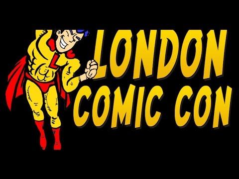 London Ontario Comic Con 2016 Highlights