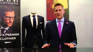 Kinds of Business Suits : Fashionable Men