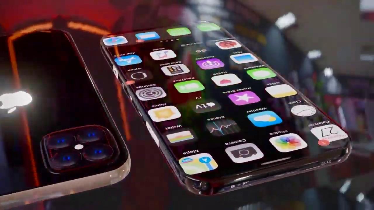 iPhone 13 Concept - New Features, Futuristic Design - YouTube