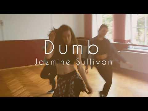 DUMB - Jazmine Sullivan - Choreography by Maja Pannes