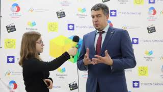 ЦРОД и ЯНТАРЬЭНЕРГОСБЫТ - Интервью с Гоманом С.С.