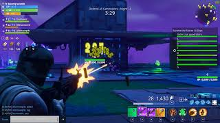 Fortnite SURVIVE THE STORM LEVEL 15 14 DAY SURVIVAL REWARDS
