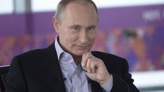 Еще один западный хит про Путина -  (Feezy Da Main Man - Poutin)