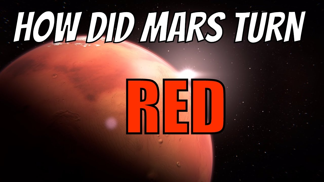 Why Is Mars Red