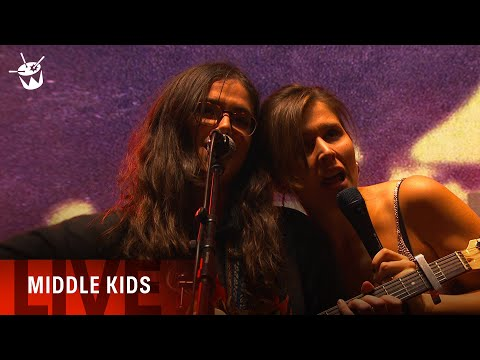 Middle Kids cover Lorde 'Homemade Dynamite' Ft. Ruby Fields (triple j's One Night Stand) Mp3