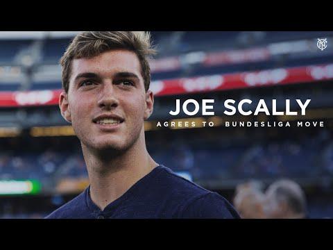 NYCFC Homegrown Joe Scally Agrees Transfer to Borussia Mönchengladbach