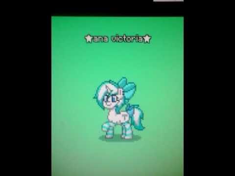 pony town ana