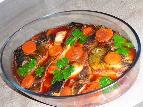 🔴Ленивая фаршированная рыба   просто и очень вкусно