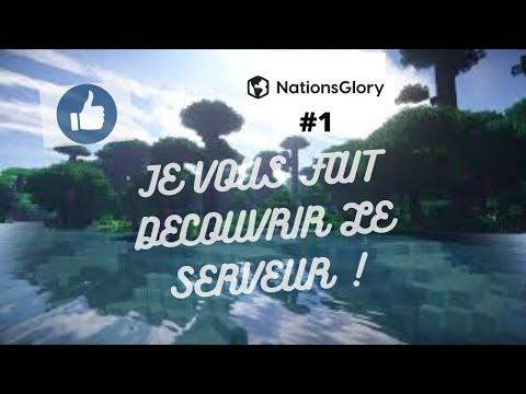 NationsGlory LIME #1 JE VOUS FAIT DECOUVRIR LE SERVEUR