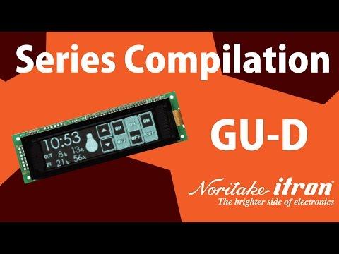 Noritake VFD: GU-D Series Compilation