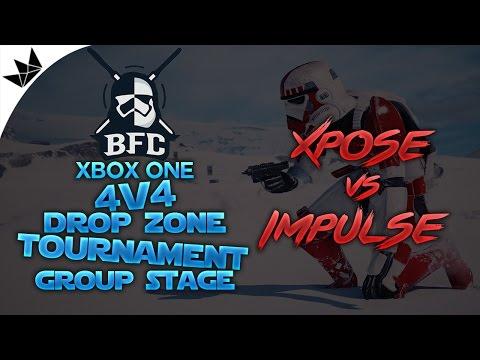 The BFC Xbox 4v4 Drop Zone Tourney: Group Stage VS Impulse