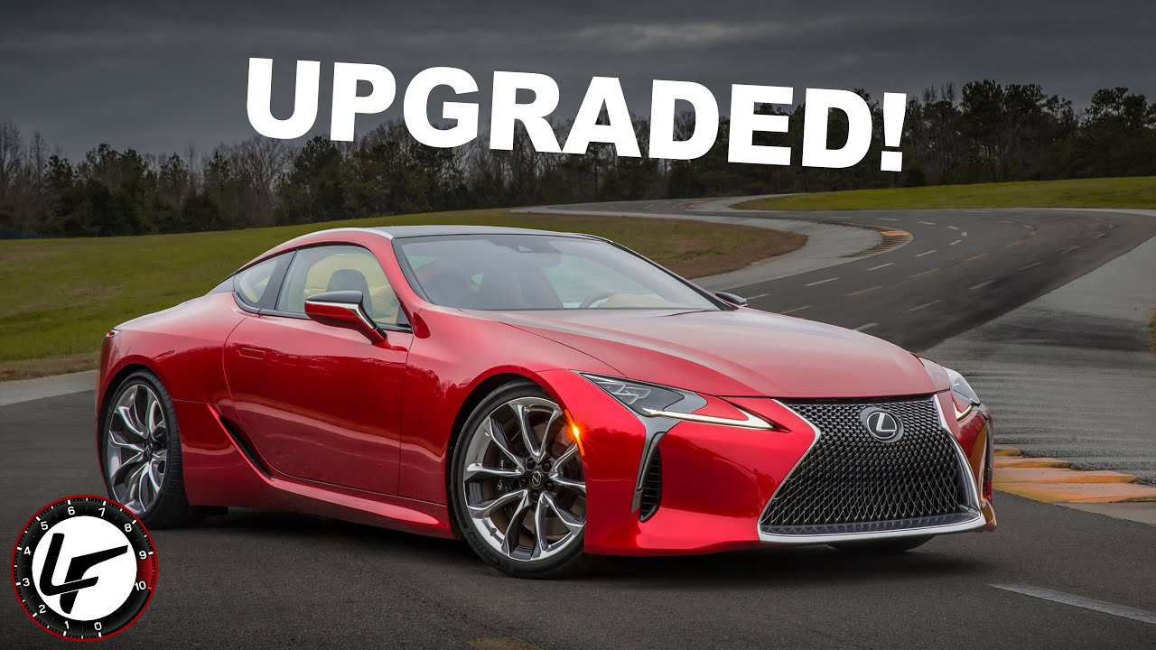 Iconic Car: 2021 Lexus LC500 has be UPGRADED!