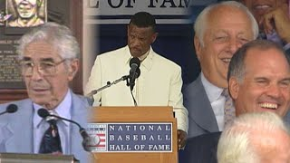 Humorous Hall of Fame speech moments