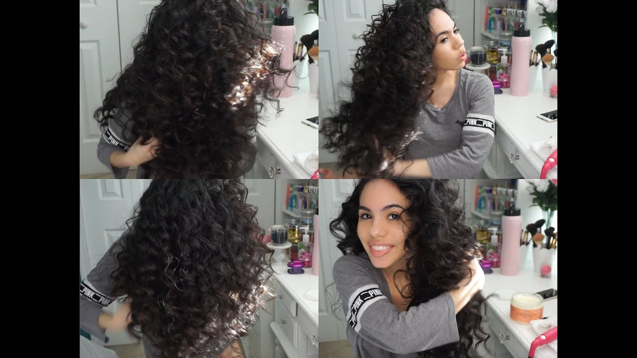 curly hair styles for kids big curls using a wand updated hair tutorial 1664 | maxresdefault