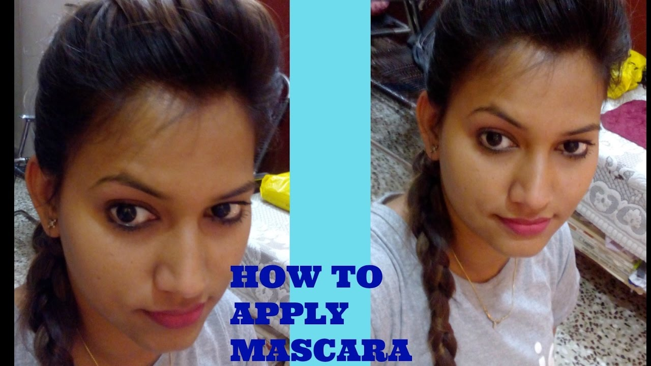 HOW TO APPLY MASCARA PERFECTLY|| MULTIPURPOSE||