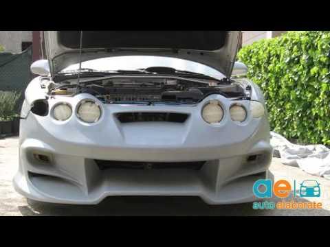 Hyundai Coupe Tuning