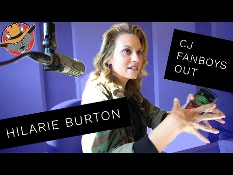 CJ Fanboys Out on Hilarie Burton