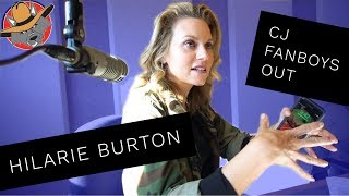 CJ Fanboys Out on Hilarie Burton