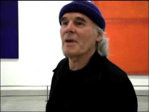 BRICE MARDEN on Barnett Newman and Mark Rothko