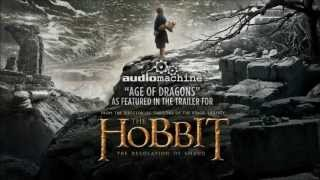 ''Age of Dragons'' [Extended Version] Music for ''The Hobbit - The Desolation of Smaug Trailer''