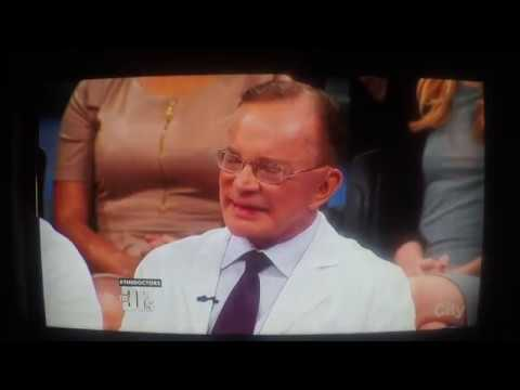 Dr. Nikolas Chugay on The Doctors TV Show | Hip Augmentation