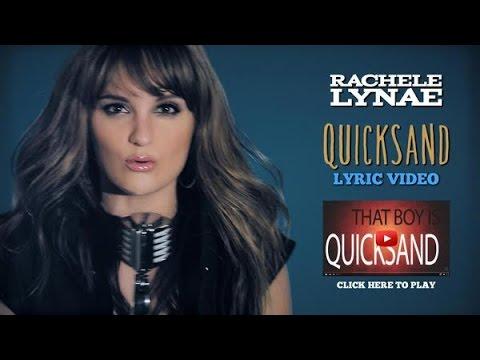 Rachele Lynae | Quicksand Lyric Video