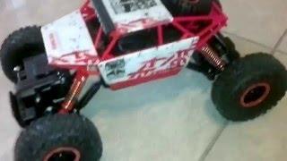 Р/у машинка HB - P1801 ''ROCK Crawler'', 4WD rally car, 2,4GHz, 1:18