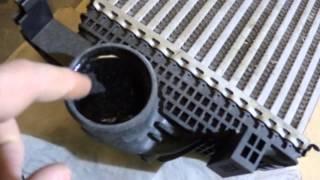 видео Турбина гонит масло в интеркулер: причины и способы решения проблемы