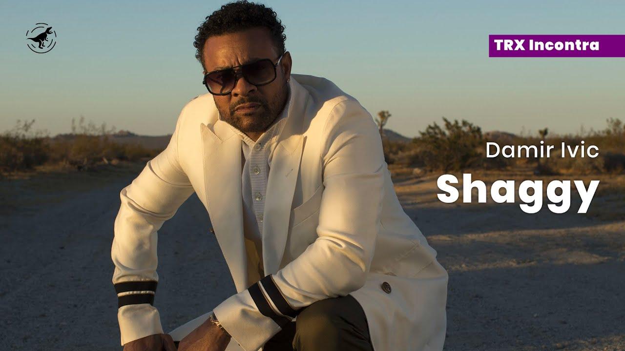 L'esordio, le hit mondiali e l'album con Sting   TRX Incontra Shaggy