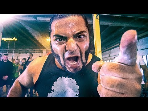 Thumbnail: 120kg STRONGMAN vs 80kg POWERBUILDER - Patrik Baboumian VS Koray - Strength Wars League 2k17 #2
