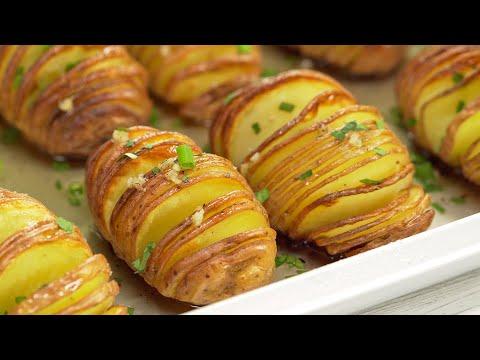 Шведское удовольствие. Картофель Хассельбек. Рецепт от Всегда Вкусно!