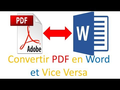 🚀 Convertir PDF a WORD, convertir archivos a PDF sin programas GRATIS (2020) ✅👨‍🏫 from YouTube · Duration:  6 minutes 1 seconds