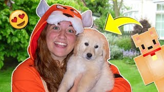 Minecraft Daycare - REAL LIFE PUP !? (Minecraft Roleplay)