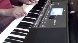يا ليالى .. شيرين .. موسيقى على بيانو طارق بغدادى