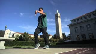 INTRICATE Tutting in Berkeley UC Campus   YAK FILMS