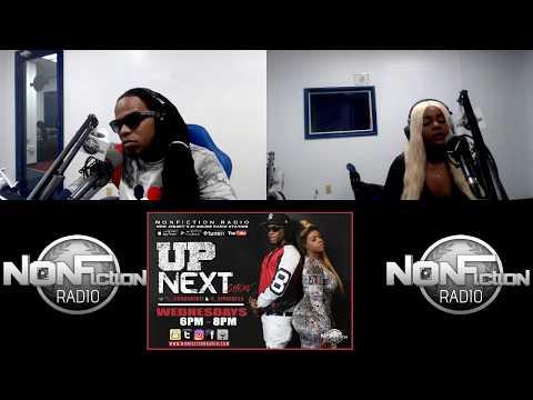 UP Next Show on Nonfiction Radio 05/15/18