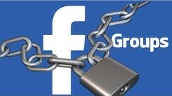 Descubra quais grupos seus amigos participam no facebook