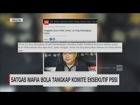 Satgas Mafia Bola Tangkap Komite Eksekutif PSSI Mp3