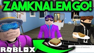I CLOSED THE VIEWER IN HIS HOUSE! BLOXBURG, CALIFORNIA | Roblox