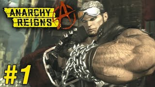 Anarchy Reigns (PS3 WALKTHROUGH/GAMEPLAY) - Part 1 (Jack is Back)