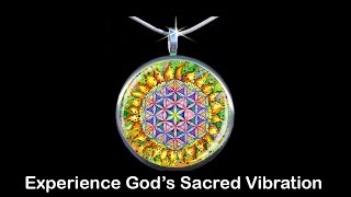 "Can You See God In This Sacred  ""Flower Of Life"" Image? Learn how here."