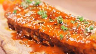 食好D 食平D | 秘製蜜汁燒焗豬肋