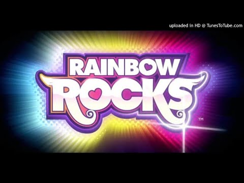 Rainbow Rocks - Battle Of The Bands (Official Instrumental)