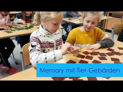 """Nominiert für den Förderpreis """"Verein(t) für gute Kita und Schule"""" 2020: """"Die Gebärdensprachen AG"""""""