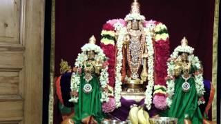 """Pasuram & Krithi - """"Vadinaen Vaadi"""" (Thirumangai Azhwar) & """"Narayana Divya Namam"""" (Papanasam Sivan)"""