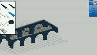 Lego Air Hockey Table