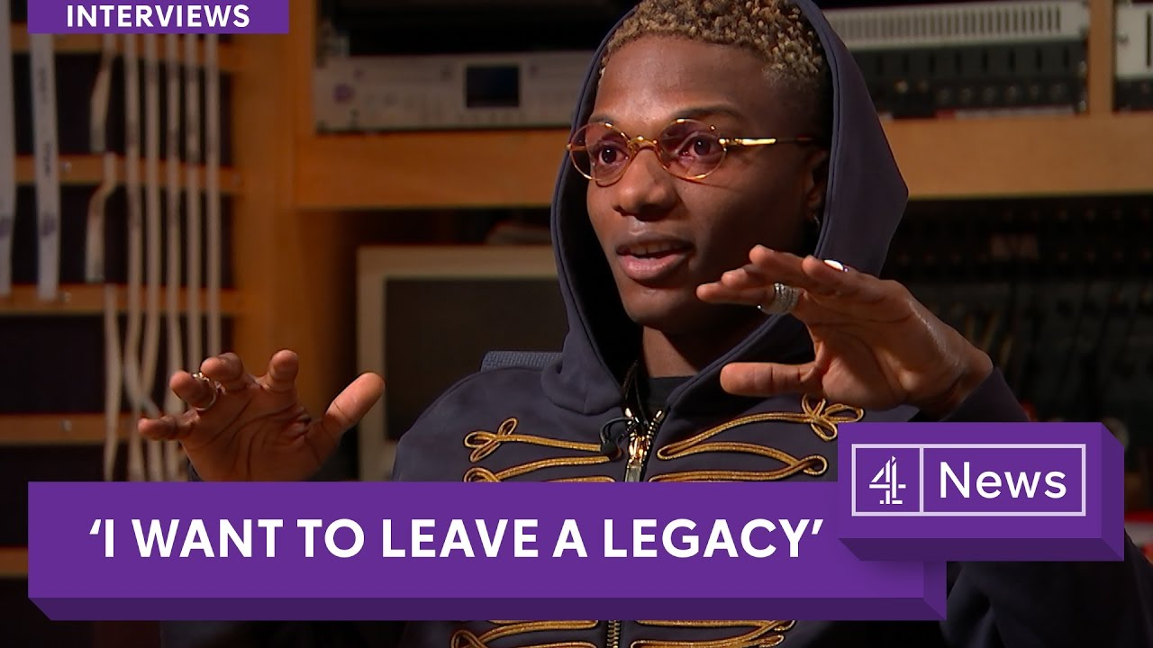 Wizkid (Extended interview): 'Music is a universal language' - and the perception of Afric